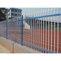 欧式铁艺别墅热镀锌新钢护栏 厂区围墙喷塑护栏 小区学校围栏