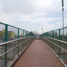 扁铁框架护栏网 机械设备围栏 PVC护栏厂
