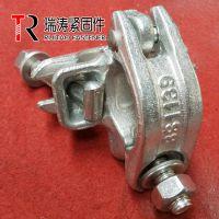瑞涛紧固件生产英式锻造扣件 直角扣件 十字扣件 建筑扣件 固定扣件 钢管扣件