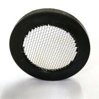 6分编织管TPR橡胶304不锈钢过滤网平垫片3/4进水管密封垫圈YF19042902