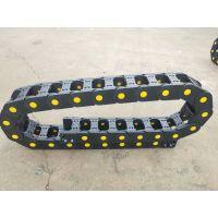 内蒙古机械桥式塑料拖链现货批发
