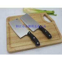 阳江刀具厂家直销 厨房礼品刀具组合8件套 不锈钢刀具