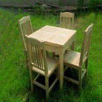 供青海户外防腐木桌椅和西宁碳化木哪家好