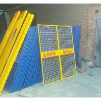广东省鸿宇筛网 定制款1.5*1.8建筑安全电梯门 多种颜色欢迎定制hy-186