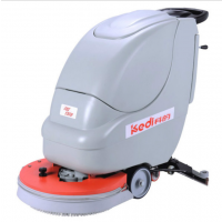 科的GBZ-530B型手推式电瓶电线全自动洗地机