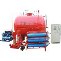 上海舜隆泵业供应SLDLC型气体顶压消防气压给水设备