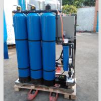 晨兴专业打造4S店洗车软化水设备活性炭树脂过滤软化水设备