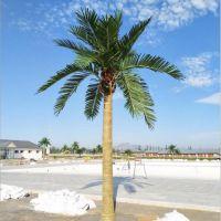 户外假椰子树 房地产定制椰子树 玻璃钢椰子树 6米椰子树