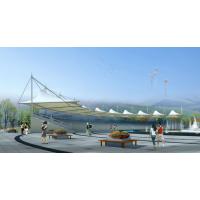 阜阳膜结构车棚合肥膜结构景观棚公司