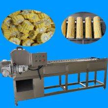 厂家热销速冻玉米切段机 鲜玉米切块机 玉米分段机