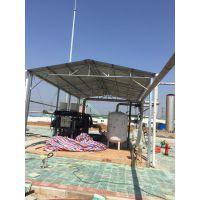 武汉遮阳蓬厂家 彩钢瓦雨棚 钢结构雨篷 镀锌钢雨棚 武汉树美钢构雨蓬