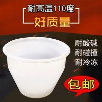 厂家供应220-270L塑料豆腐缸耐高温点浆煮浆桶腌制储水缸加厚蒸汽桶15586200459