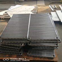 新云 厂家直销不锈钢格栅板 排水沟盖板 防滑平台钢格板
