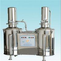 钦州不锈钢电热蒸馏水器双重蒸馏 双重蒸馏水器服务周到
