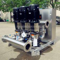 渭南无塔加水上压供水设备 渭南无负压变频供水器 RJ-L828