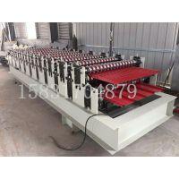 东光双层彩钢压型设备 博远优质压制彩钢瓦成型机械