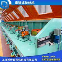 直进式/干式/湿式/倒立式/单头拉丝机 拉丝机控制系统 设备集中控制系统