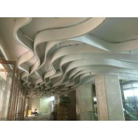 标志性建筑物3.0铝单板外墙装修 工程铝单板生产厂家