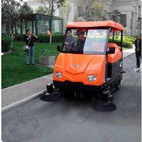奥科奇大型电动驾驶式扫地机扫地车OS-V6