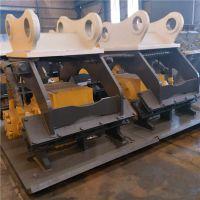 住友210挖机平板夯实器 山西液压振动夯 沟槽夯实器