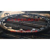 沧州烘干机大齿轮质量得到用户一致认可