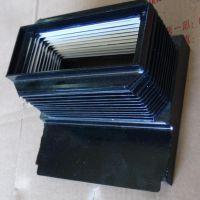 亨泰牌风琴防护罩 保护导轨 PVC支撑板 防铁屑防水防油 可来图订做加工 量大也可上门测量