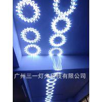 广州三一灯光科技供应舞台灯具 舞台灯230W光束灯 电脑摇头光束灯 工程灯