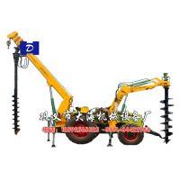 加长加大钻头拖拉机挖坑机挖坑机价位