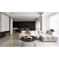 装修工程【武汉三众装饰】现代简约风格新房装修 130㎡ 3室1厅