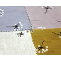提花布色织广德隆纺织服装面料工艺布料100%棉幅宽145cm童装面料