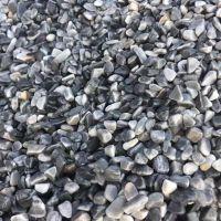 博淼厂家供应 碎石 建筑用碎石子 洗米石 鹅卵石 公园铺路用碎石子