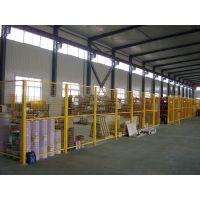 河南郑州工厂直销车间仓库隔离防护网 隔离网 颜色规格均可定做 恒跃厂家