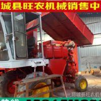 新款畜牧养殖业机械自走式大型玉米秸秆青储机 铡草机