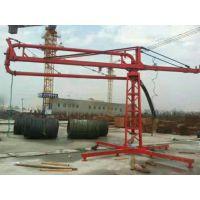 广东12米框架布料机价格/中联泵管/315回转支承