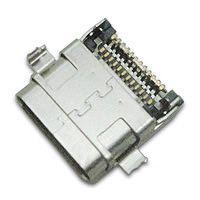 XIMO 插件 3.1TYPE-C公头拉伸款C-2.0 5.1K电阻 MC-312C-08