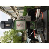 供应大量宁波芳菲FF-Y-2液压铆接机(可定制半自动转盘)