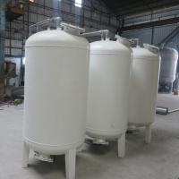 晨兴厂家专业制造石化行业无碱脱臭活性炭过滤器