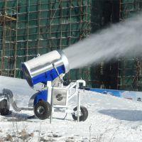 诺泰克厂家直销全自动款造雪机 高温下大造雪量雪质精细