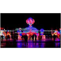 博一供应节庆灯光节展览策划公司|自贡彩灯制作