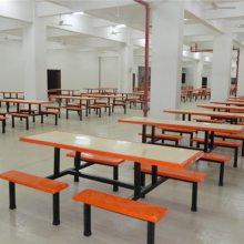 供应南山饭堂快餐桌椅 欢迎来厂参观
