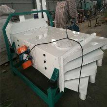 宏瑞生产粮食加工设备 小麦玉米振动筛去石清理设备水稻谷子清理筛