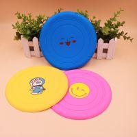 耐咬硅胶软飞盘狗专用飞盘飞碟宠物训练用品儿童玩具飞碟