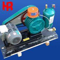 厂家供应301S高压气泵回转式鼓风机 污水处理曝气回转式鼓风机