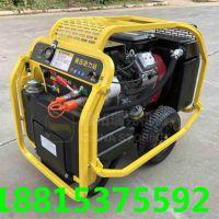 进口配置透水混凝土摊铺机现货供应 汽油小型液压动力站