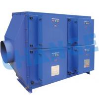 陕西西安金属淬火热处理油雾净化器,脉冲负离子静电式黑烟净化处理