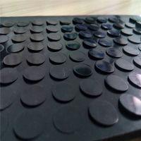 7.8*2.3mm防刮硅胶脚垫 笔记本隔热胶垫