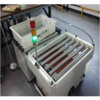 科罗玛特CROMAT自动化运输线体式输运AGV搬运车