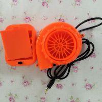 诗怡厂家生产服装充气鼓风机 气模充气风机 高压低噪音小风机