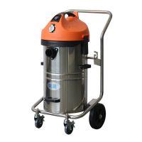依晨单厢工业吸尘器YZ-1245|供应不锈钢车架工业吸尘器