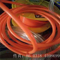 河北景县超然供应多种 透明PU钢丝伸缩软管 吸尘通风管 规格齐全